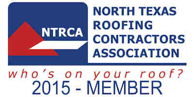 Member of the North Texas Roofing Contractors Association